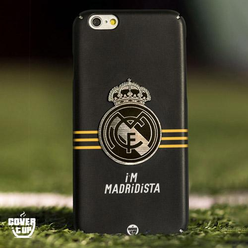 Real Metal 3D Football Real Madrid Design