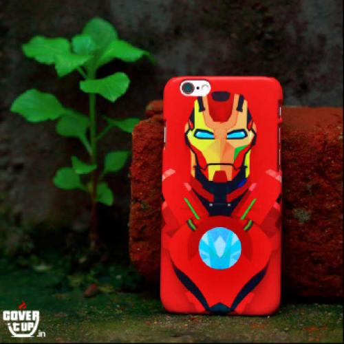 Iron Man Fan Design