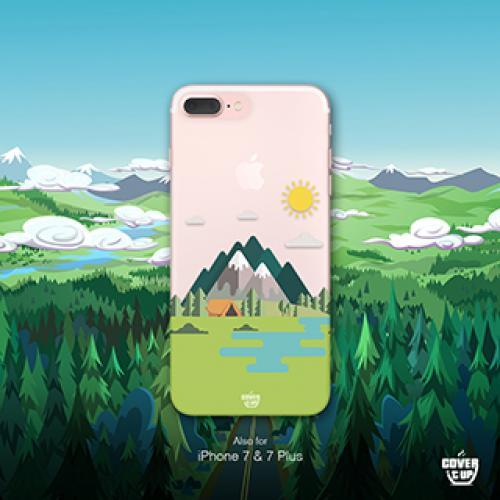 Mountains calling design