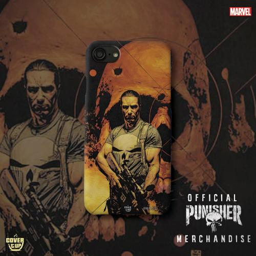 Official Punisher Last Man Case