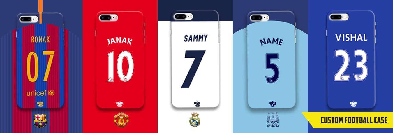 Custom Football Cases